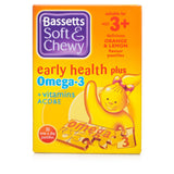 Bassetts Soft & Chewy Early Health Omega-3 Vitamins (30 Chewable Pastilles)