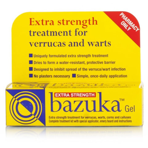 Bazuka Extra Strength Gel (5g)