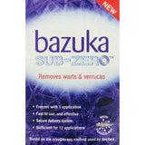 Bazuka Sub-Zero Freeze Treatment (50ml)