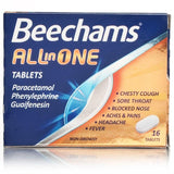 Beechams All In One Tablets (16 Tablets)