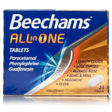 Beechams All In One Tablets (24 Tablets)