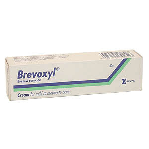 Brevoxyl Cream (50g Tube)