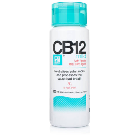 CB12 Mild Mint-Menthol Flavour (250ml Bottle)