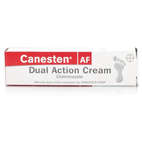 Canesten AF Dual Action Cream (30g Tube)