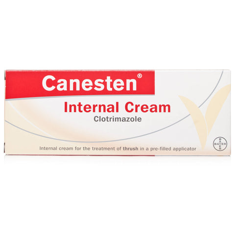 Canesten Internal Cream 10% (5g Tube)
