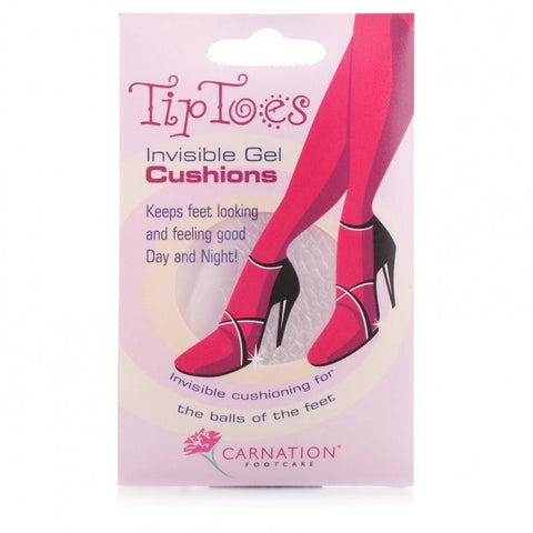 Carnation Tip Toes Gel