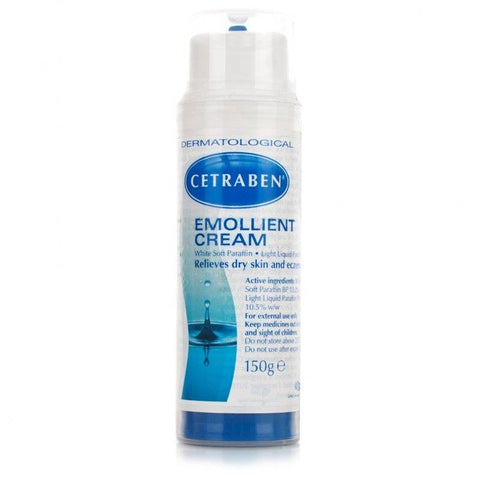 Cetraben Emollient Cream (150g Pump Dispenser)