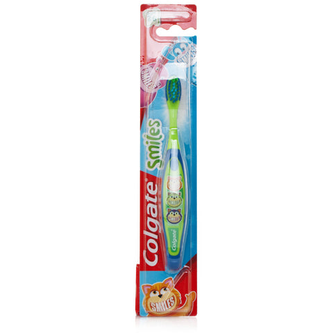 Colgate Smiles Toothbrush Ages 2-6