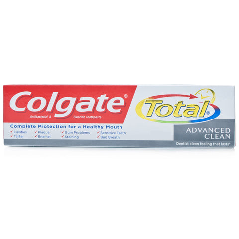 Colgate Total Advanced Clean Toothpaste (125ml)