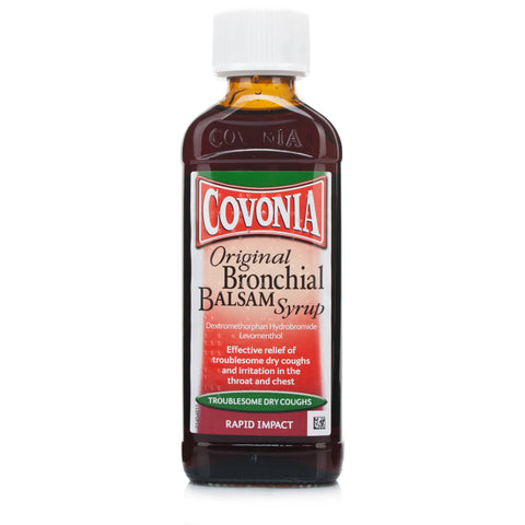 Covonia Original Bronchial Balsam (150ml Bottle)