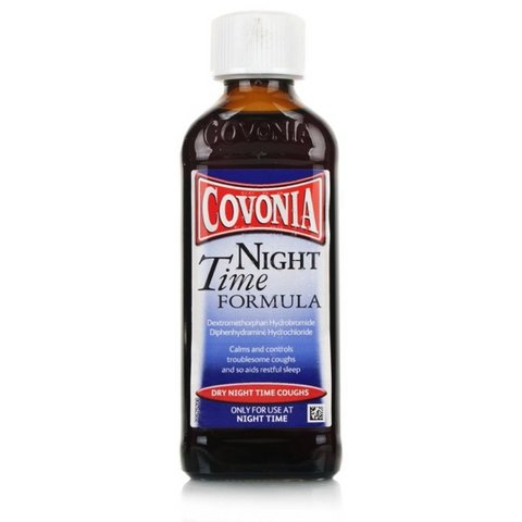 Covonia Night Time Formula (150ml Bottle)