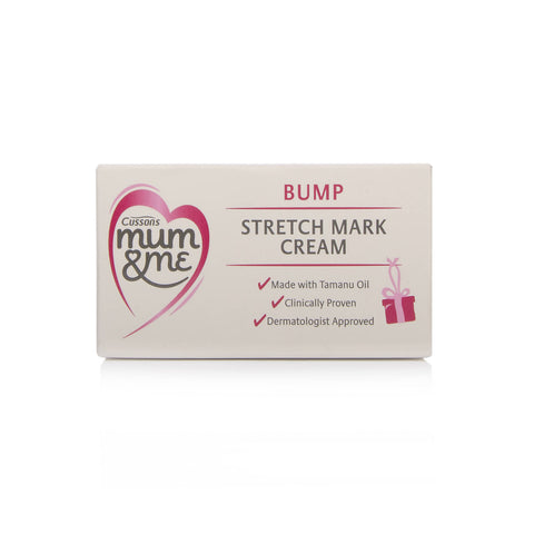 Mum & Me Bump Stretch Mark Cream (125ml)
