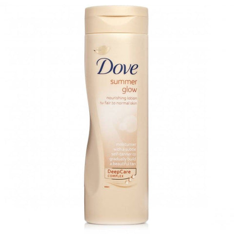 Dove Summer Glow Body Lotion For Fair To Normal Skin (250ml)