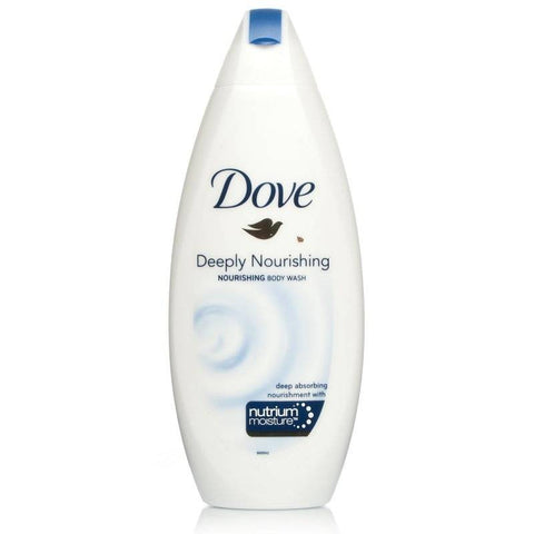 Dove Deeply Nourishing Body Wash (250ml)