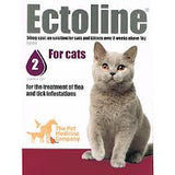 Ectoline Spot On Cat – Above 1kg (2 Pipettes)