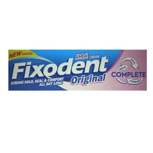 Fixodent Original Denture Adhesive (47ml Tube)
