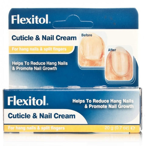 Flexitol Cuticle and Nail Cream (20g)