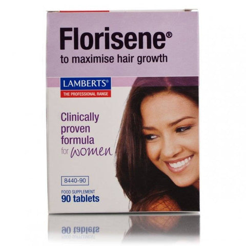 Florisene For Women Hair Growth Tablets (90 Tablets)