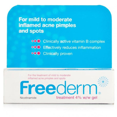 Freederm Gel 4% w/w (10g)