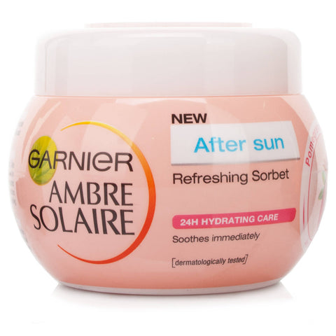 Garnier Ambre Solaire Sorbet Aftersun Pomegranate (300ml)