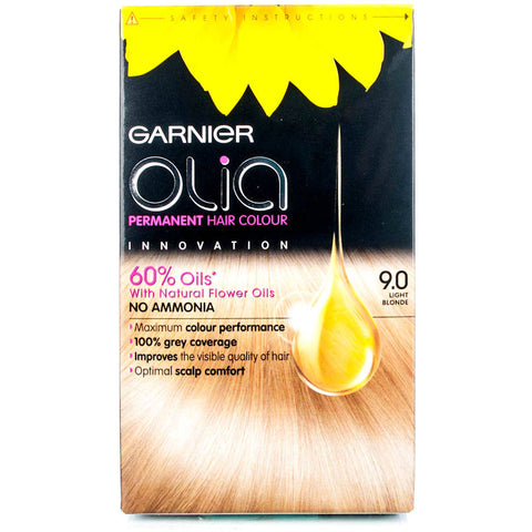 Garnier Olia Light Blonde Hair Colourant