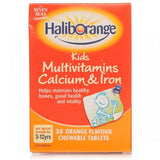 Haliborange Kids Multivitamins Calcium & Iron (30 Tablets)