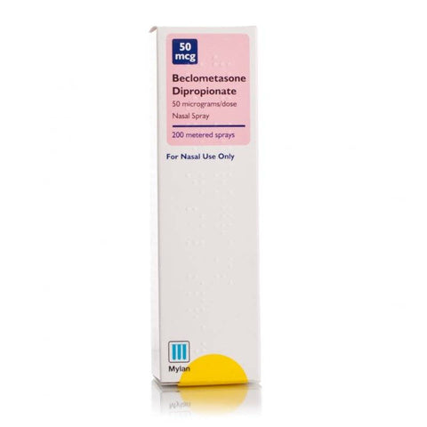 Beclomethasone Hayfever Relief Nasal Spray (200 Sprays)