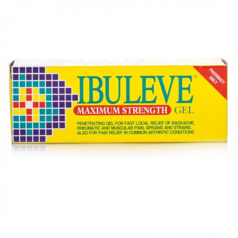 Ibuleve Maximum Strength Gel 10% (30g)