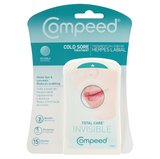Compeed Cold Sore Invisible Patch (15 Patches)