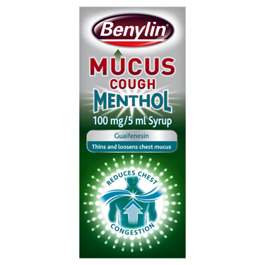 Benylin Mucus Cough Menthol (150ml)