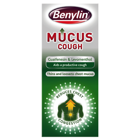 Benylin Mucus Cough (150ml)