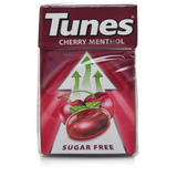 Tunes Sugar Free Cherry Menthol (37g Pack)