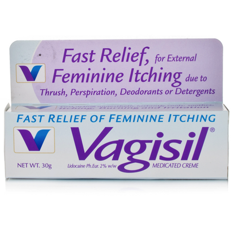 Vagisil Medicated Creme