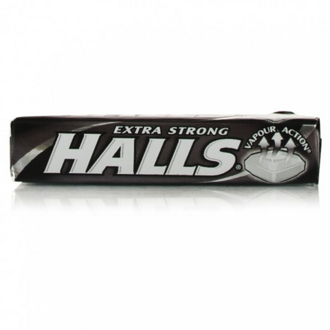 Halls Extra Strong Lozenges