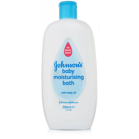 Johnson's Baby Moisturising Bath (500ml)
