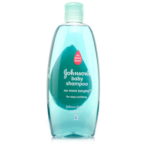 Johnson's Baby No More Tangles Shampoo (500ml)