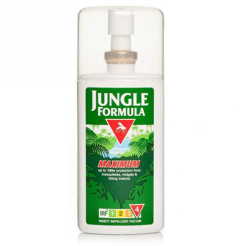 Jungle Formula Maximum Pump Spray (75ml Bottle)