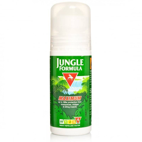 Jungle Formula Maximum Roll On (50ml Bottle)