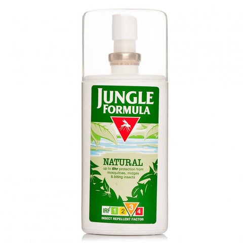 Jungle Formula Natural Pump Spray (75ml Bottle)