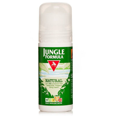 Jungle Formula Natural Roll On (50ml Bottle)