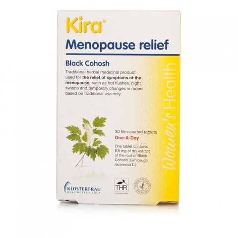 Kira menopause relief (30 Tablets)