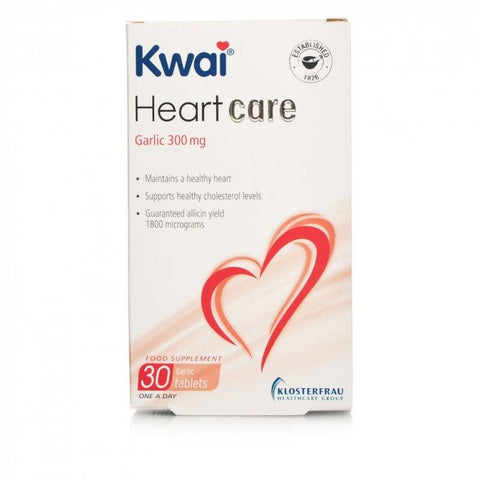 Kwai Garlic One-A-Day (30 Tablets)