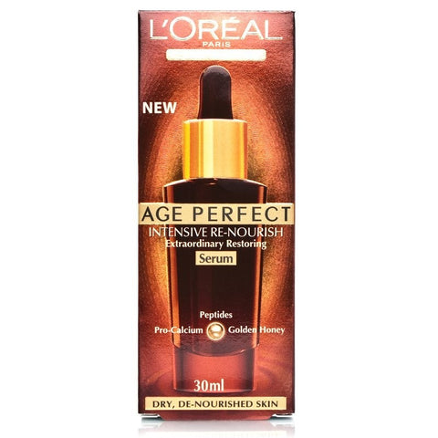 L'Oreal Age Dermo Expertise Perfect Intensive Re-Nourish Serum (30ml)