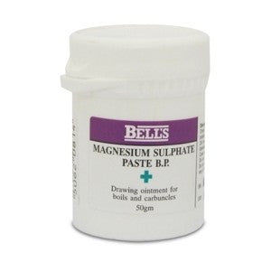 Magnesium Sulphate Paste (50g)