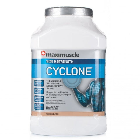 Maximuscle Cyclone - Chocolate (840g)