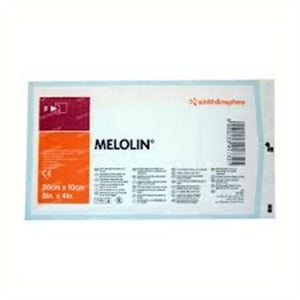 Melolin Low Adherent Absorbent Sterile Dressings 20cm x 10cm (1 Dressing)
