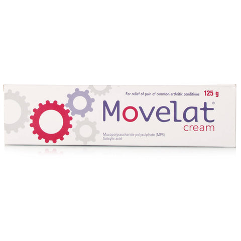 Movelat Cream (125g Tube)