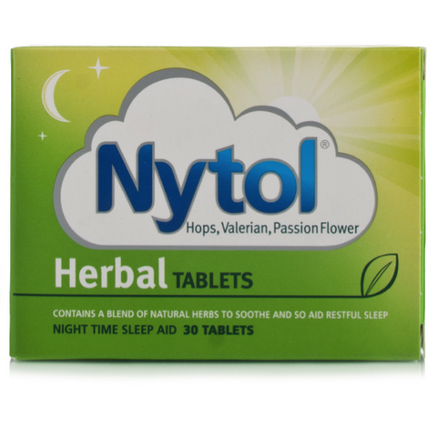Nytol Herbal Tablets (30 Tablets)