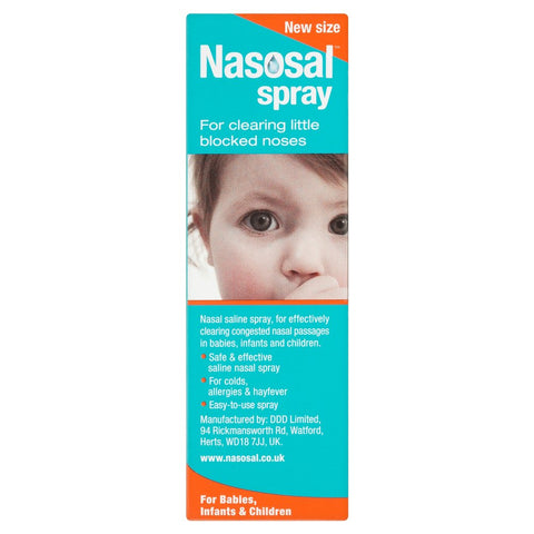 Nasosal Nasal Spray (15ml Spray)