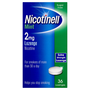 Nicotinell 2mg Lozenge Mint (36 Lozenges)